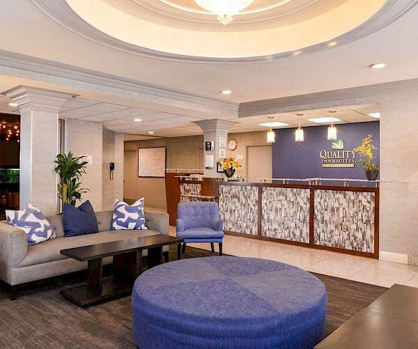 Quality Inn & Suites Montebello - Los Angeles
